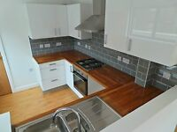 Prime Solid Oak Worktop, 40mm staves, Solid Wood, Free two man Delivery!