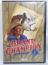 Grand Champion (Family DVD, 2002) Joey Lauren Adams, BRAND NEW SEALED DVD!