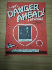 Non c'è pericolo in anticipo! (fare attenzione) - BILLY Reid; FELIX King e la sua orchestra