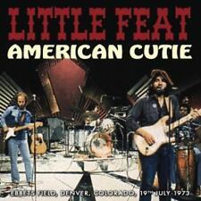 LITTLE FEAT American Cutie LIVE July 1973/2012 CD Leftfield Media