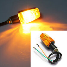 2x,Motorcycle,amber,indicators,turn,signal,12v, 8w,chop,trike,project,universal,