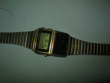 Vintage Casio Watch Data Bank 676  DBC-610   Japan T