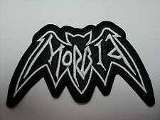 MORBID SHAPED LOGO   EMBROIDERED PATCH