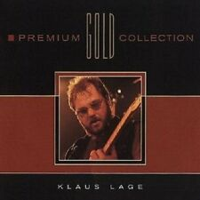 "KLAUS LAGE ""PREMIUM GOLD COLLECTION"" CD NEU"