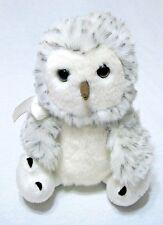 Shining Stars Snowy White Owl Russ Plush Stuffed Animal