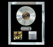 SURVIVOR EYE OF THE TIGER  MULTI (GOLD) CD PLATINUM DISC FREE POSTAGE!!