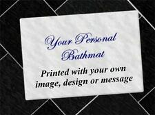 Anti-slip Bath Mat Personalised With Your Own Image Or Design