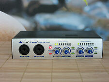 ALTO STEREO TUBE MIC PREAMPLIFIER MICTUBE. SERVICED. AS NEW.