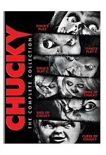 Chucky: The Complete Collection - DVD, Catherine Hicks [TRAILER INSIDE] NEW,