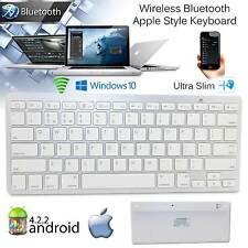Fly Air Wireless Bluetooth Tablet Keyboard for iPad / IOS / Android / Windows