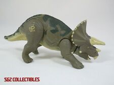 Jurassic Park The Lost World Triceratops Trike Dinosaur Kenner 1997