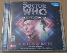 Doctor Who - Hunters Of Earth Audio Book Cd Carole Ann Ford Tom Williams 1ST