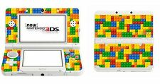 Lego Brick Vinyl Skin Sticker for Nintendo 3DS (with C Stick) 3ds2