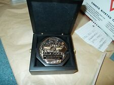 HARLEY DAVIDSON*110th ANNIVERSARY MEDALLION*BRAND NEW IN BOX