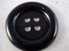B246-53mm 3pcs VERY LARGE CLOWN 4 HOLE PLASTIC BUTTONS-WIDE RANGE OF COLOUR