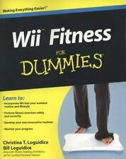 Wii Fitness For Dummies-ExLibrary