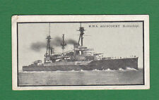 STEPHEN MITCHELL & SON -  SCARCE SHIPPING CARD - BRITISH WARSHIPS NO. 42 - 1915