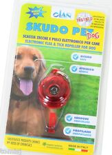 SKUDO PET-Ultrasound Electronic Flea and Tick Shield Repeller love2pet