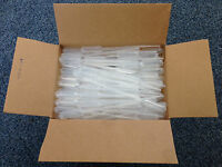 500 x 1ml Disposable pasteur pipettes (graduated) transfer pipettes eye droppers
