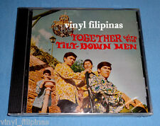 PHILIPPINES:THE TILT-DOWN MEN - Together CD ALBUM,RARE,OPM,SEALED,TITO,VAL SOTTO