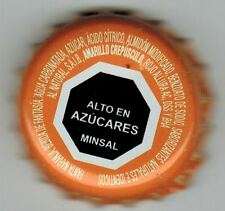 Chile Bottle Cap (#076) Fanta 2016