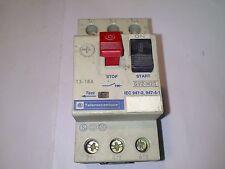 TELEMECANIQUE GV2-M20 MOTOR CIRCUIT BREAKER 13 - 18 A