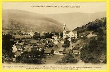 cpa Alsace 68 - Le VILLAGE de STOSSWIHR Près de MUNSTER dans le Haut Rhin