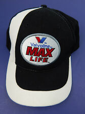 Valvoline Max Life Oil Black & White Men's Hat One Size Fits All