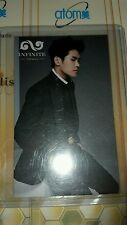 Infinite hoya dilemma japan jp OFFICIAL  Photocard  Kpop K-pop got7 bts exo btob