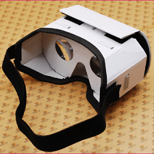 3D Google VR Box Virtual Reality Glasses Cardboard Game Movie for Smart Phone