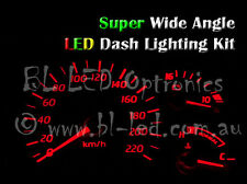 Red LED Dash Cluster Light Kit Fits Nissan Patrol GQ