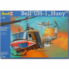 REVELL Bell UH-1 Huey Helicopter Model Kit - 04905