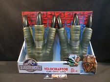 Jurassic World velociraptor claws Hasbro Raptor