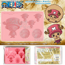 GENUINE ONE PIECE CHOPPER Silicone Ice Tray Bread Cake Chocolate Pudding Mold