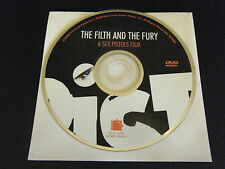 The Filth and the Fury (DVD, 2000, Widescreen) - Disc Only!!!!