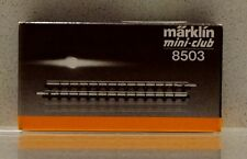 MARKLIN 8503 STRAIGHT TRACK 55MM  2-3 INCHES NEW IN BOX 10 PCS IN ONE BOX