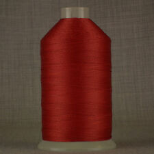 BONDED NYLON SEWING THREAD 20s 1,500 mtr RED 20 TKT 150 TEX LEATHER REPAIR OXLEY