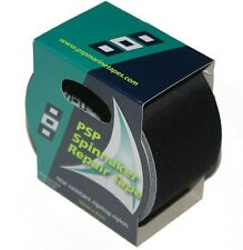 "NAUTOS P15004020 - PSP TAPE- SPINNAKER REPAIR TAPE -BLACK - 2"" WIDE"
