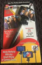 As Seen On Tv Selfie Stick Works With Any Smart Phone/Camera Self Ease 3ft
