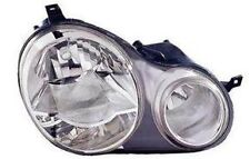 Volkswagen Polo Headlight Unit Driver's Side Headlamp Unit 2002-2005
