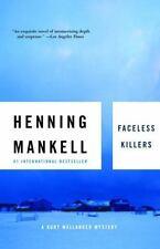 Faceless Killers Henning Mankell Paperback