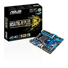 Brand New ASUS M5A78L-M PLUS USB3 AM3+ Motherboard