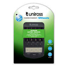 Uniross Ultimate Intelligent AA/AAA Charger (as Technoline BC-1000)SMART Charger