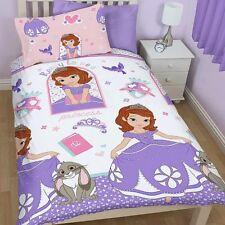 Disney Princess - Sofia die Erste - Wende Bettwäsche Royal 135x200cm