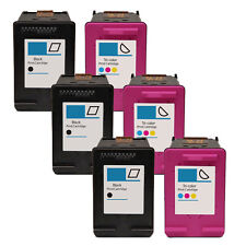 6 PK Ink Cartridges fits HP 61XL Printer Officejet 2620 2622 4630 4632 4635 No61
