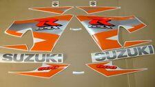 GSX-R 600 2004 complete decals stickers autocollants graphics kit set aufkleber