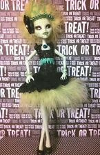 Monster Mash Halloween * OOAK Custom Hand Painted Monster High Doll Repaint