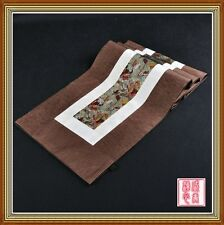 New Design Chinese Handmade Classic Mixed Silk Table Runner Cloth&Bed Flag