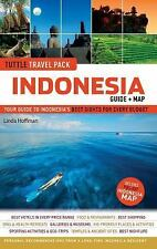 Indonesia Tuttle Travel Pack: Your Guide to Indonesia's Best Sights fo-ExLibrary