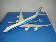 """Hogan Wings 400 Boeing Aircraft Company B747-8F """"2000s Dreamliner color"""" 1:400"""